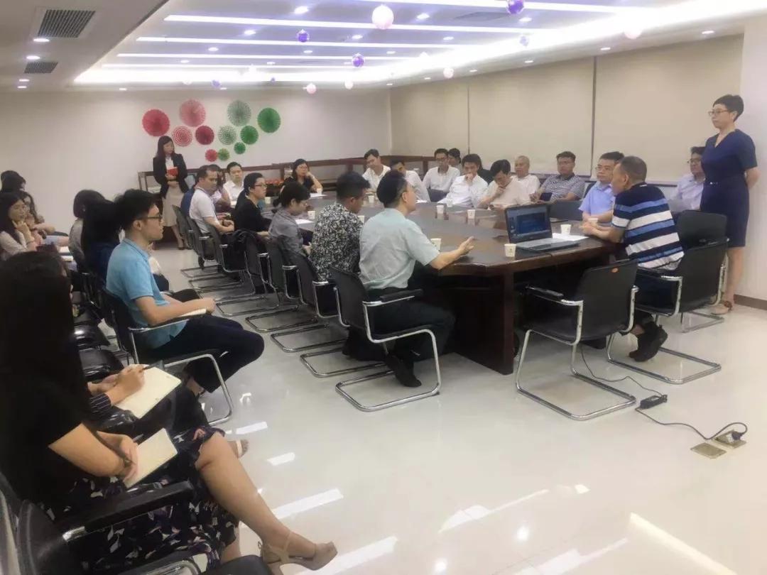 国晖所召开政府法律服务工作经验分享会暨投标工作交流会