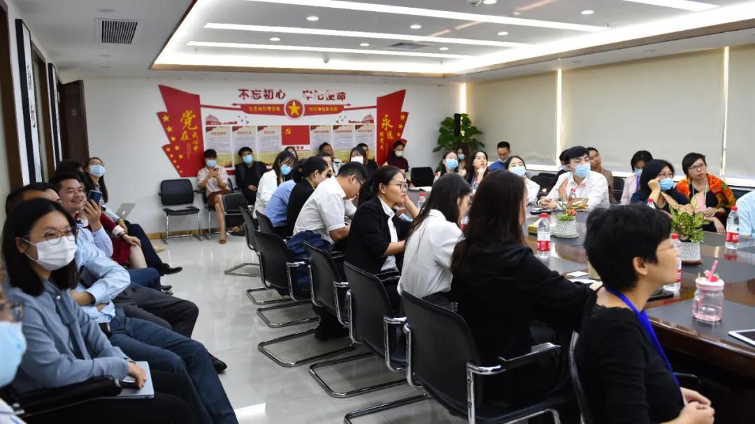 国晖讲座 关于《劳动合同条款设计》知识交流会成功举办!(2)